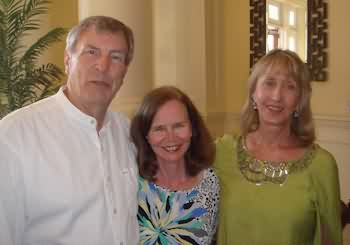Ron, Sue, and Ann